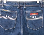 Vintage Denim Jeans // Jordache // 80s // New With Tags