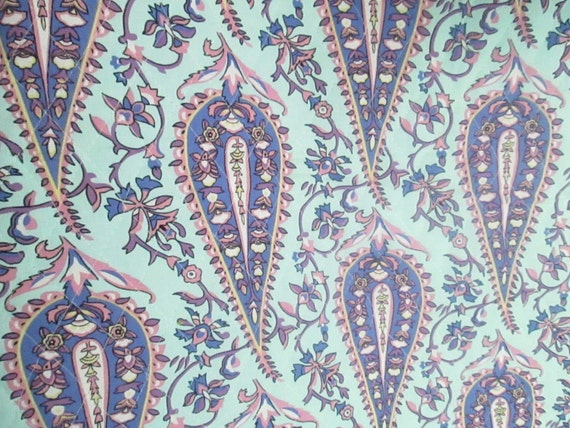 Amy Butler Double Sided Pre Quilted Fabric