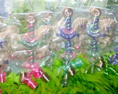 Chocolate Carousel Horse Lollipops 10