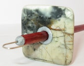 Picasso Jasper drop spindle 26g