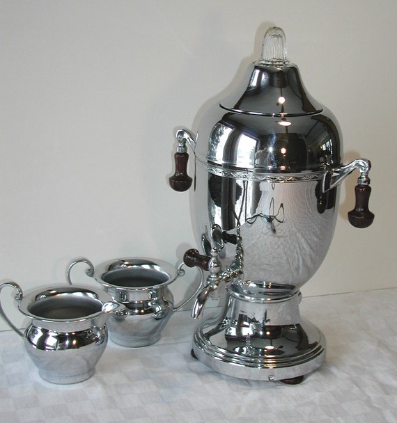Farberware Percolator Set 50 Vintage Coffee By