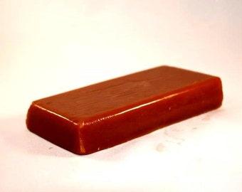 Orange Caramel 1/2 Pound Block