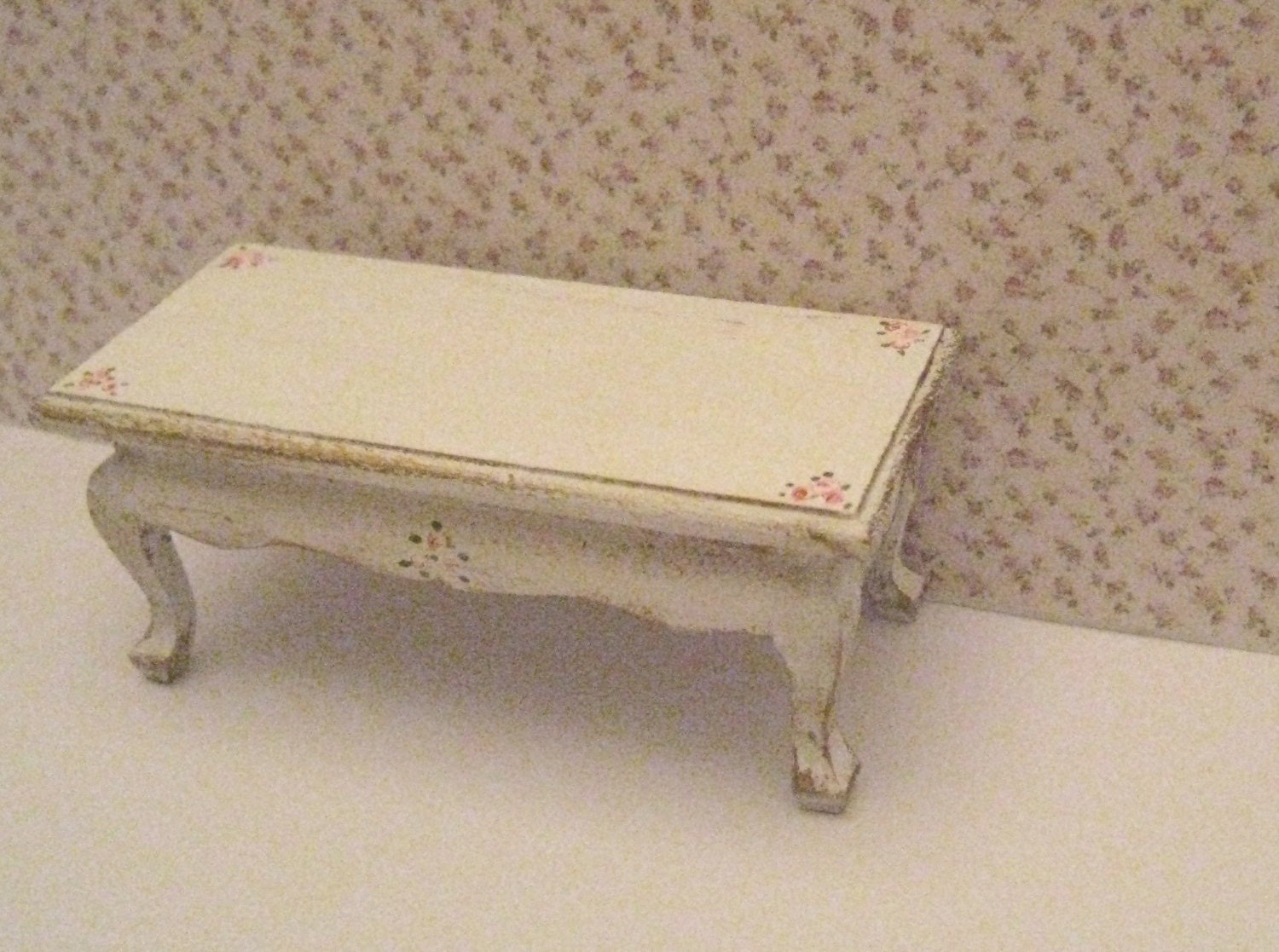Dollhouse Coffee Table Shabby Chic Coffee Table Cocktail