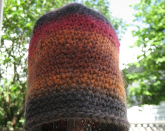 Multicolor Crocheted Hat for a Child 6-12 months 32/13