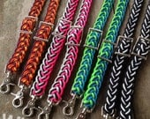 Custom Braided Reins