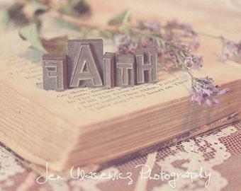 fAiTh Photography Print