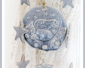 In Memory of Bailey Personalized Memorial  Wind Chime