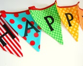 For Susan - CONGRATULATIONS, HAPPY BIRTHDAY Banner Party Flags – Circus Bunting Decoration, Carnival Photo Prop Sign, Cloth Fabric