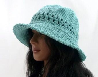 The Seafoam Hotel Beach Hat