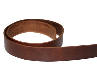 Cocoa Brown Fusion Leather Belt for Men & Women (Including Buckle) - Leather Accessories, Unisex Leather Belts, Brown Belt, Custom Belts