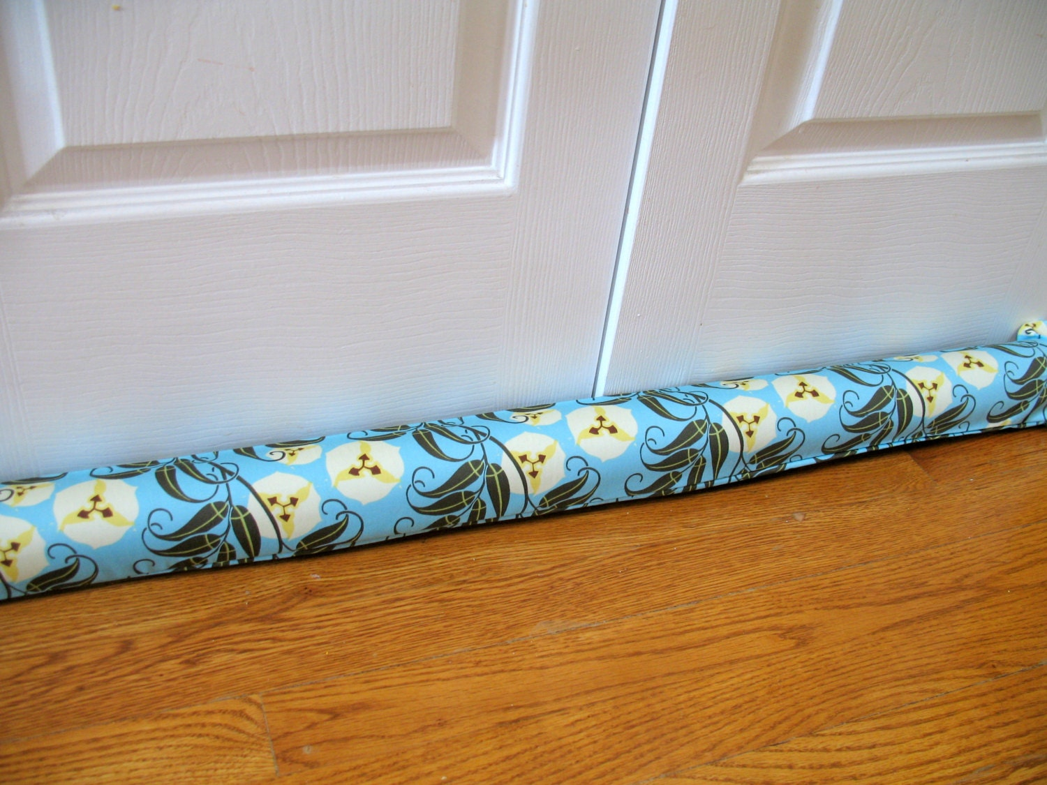 Door draft stopper draft snake dodger modern by for Door draft stopper