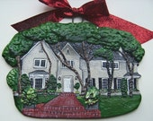 Custom Listing for kperez0510- one Custom House Ornament a delightful replica of your home