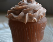 Cupcake Soap - Mocha Cappucino Cupcake Soap