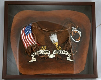 Honored Respect Leather Art
