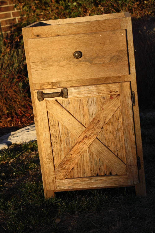 Your Custom Rustic Barn Wood 24 Inch Vanity Or By