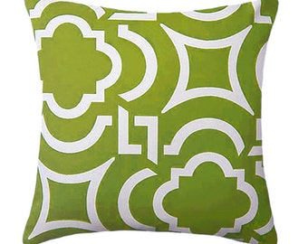 Popular items for green outdoor pillow on Etsy