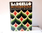Vintage Bargello An Explosion in Color Book by Margaret Boyles