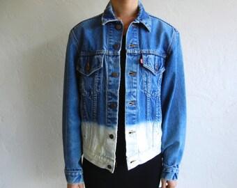 Ombré Body Heritage Levi's Denim Jacket