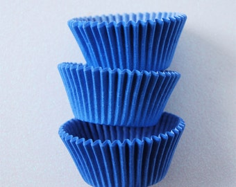 Pastel Blue Cupcake Liners (50)
