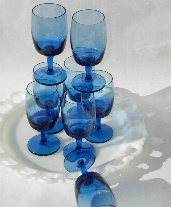 Vintage lenox cobalt blue Etsy