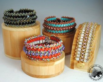 Hele - Beadwoven Bracelet Pattern