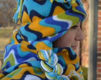 Winter hat 3 - Kat's Kaps -by Bettinelli