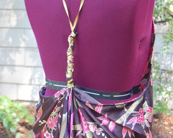 Golden Midnight Renaissance inspired Dress Free Size SALE