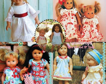 Ultimate Doll Combo PDF Sewing Pack