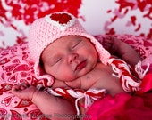 Valentines Day Baby Boy or Girl Hat Photo Prop add your style and applique
