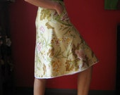 Knee length Wrap Skirt one size fits most (Medium - X/large)
