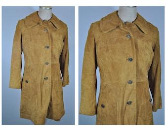 vintage leather trench coat vintage leather coat womens coat suede i magnin