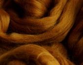 Merino Wool roving, Patina, spinning, Roving ,wool, Ashland Bay, 2 ounces