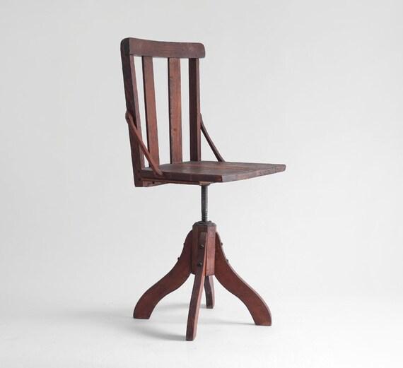 Items Similar To Furniture Sale Vintage Wood Office
