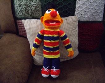 Pattern-Ernie Look-a-Like