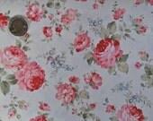 Lecien, Antique Rose, ROSES on CREAM