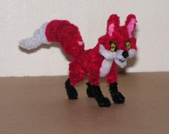 Fuzzy Figures -  Fox