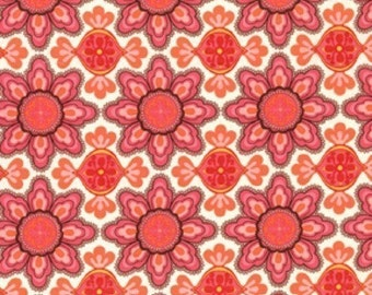 "Meadowsweet ""Vintage Paisley""  in Blush, 1 Yard"