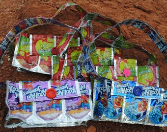Fun Juice Pouch Purse. Size 3