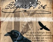 NEVERMORE -- Edgar Allan Poe Tags / Bookmarks
