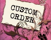 Custom Listing for Laura- 9 lunch bags