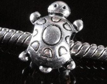 Darling Turtle Charm - Fits European Style Bracelets
