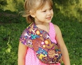 Baby Doll Sling Toy Pouch Style Doll Carrier - Fantasy Forest - FAST SHIPPING
