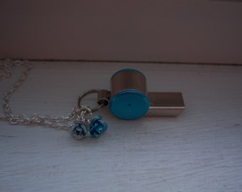 Whistle Necklace - Free Gift With Purchase