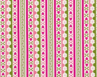 Circa  cotton Fabric by Jennifer Paganelli for FreeSpirit Fabrics PWJP074-GRN Green Bradlee