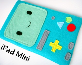 Adventure Time ipad tablet case