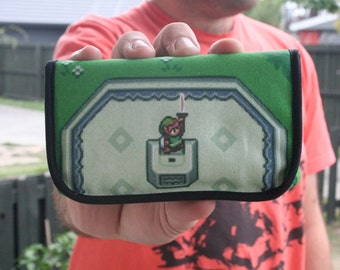 Zelda Link to the Past Nintendo New 3DS/3DS XL/LL Case