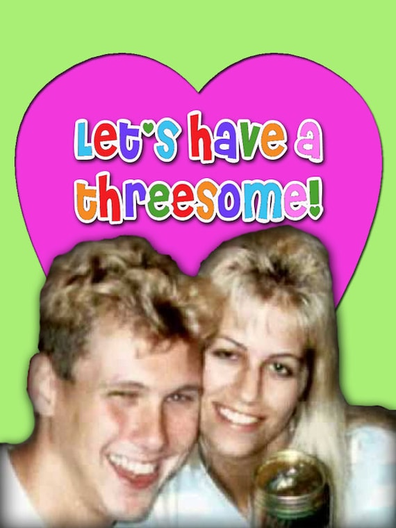 Adult card threesome