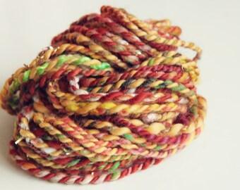 Autumn art yarn