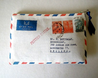 Correspondance from India purse