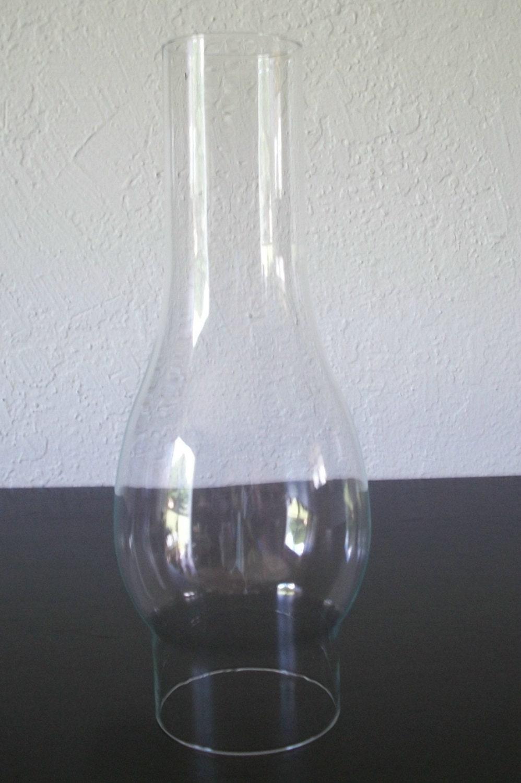 Replacement Glass Hurricane Lantern Globe Lamp Shade
